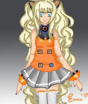 SeeU Pixel by Emiko-suu
