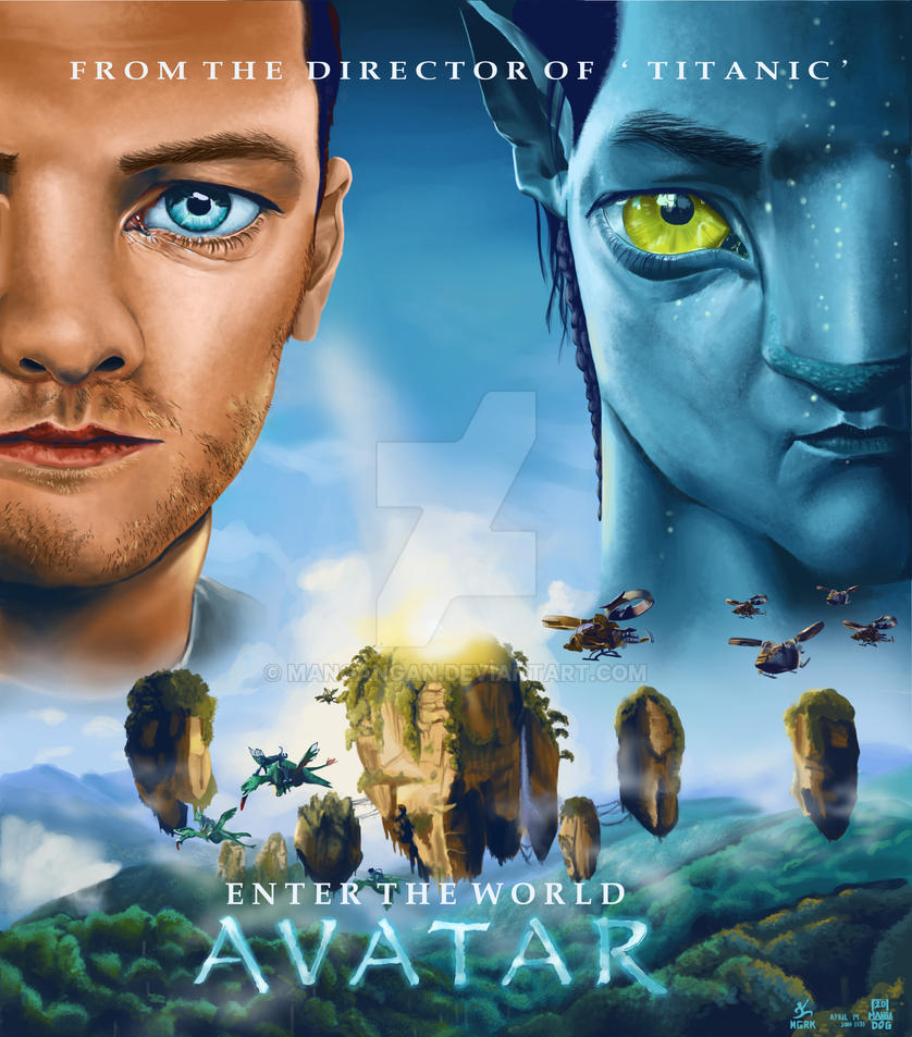 Avatar 2 Yet: Avatar Poster By Mangangan On DeviantArt