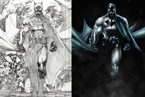 batman by bennyotavio