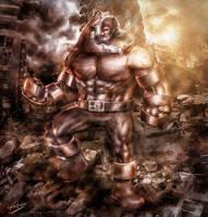 Juggernaut by bennyotavio