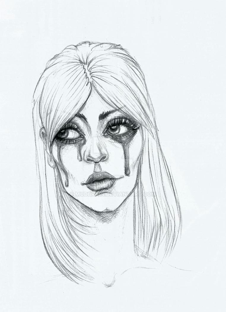 old sketch by mudbrain