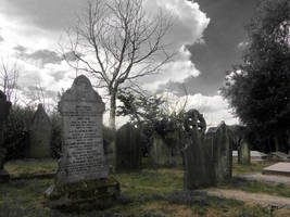 Old Cemetery, Barton