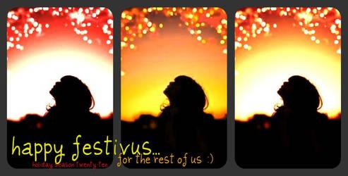 Festivus by Monroe-West