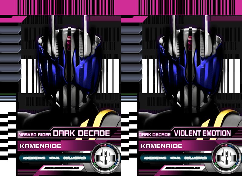 Dark Decade Violent Emotion by 726312107 on DeviantArt