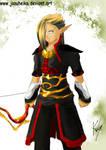 Iris... Elf of Erufia
