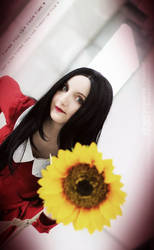 Ruben,this sunflower is for you! by Nayu-ki