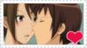 Itsuki x Kyon stamp by Monkey-Girl146
