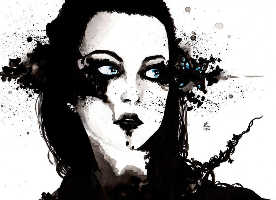 Prism Lucky Gallery Amy_lee_by_haitikage-d51rpd1