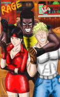 Street of Rage -  Bring It On! by neo-verse