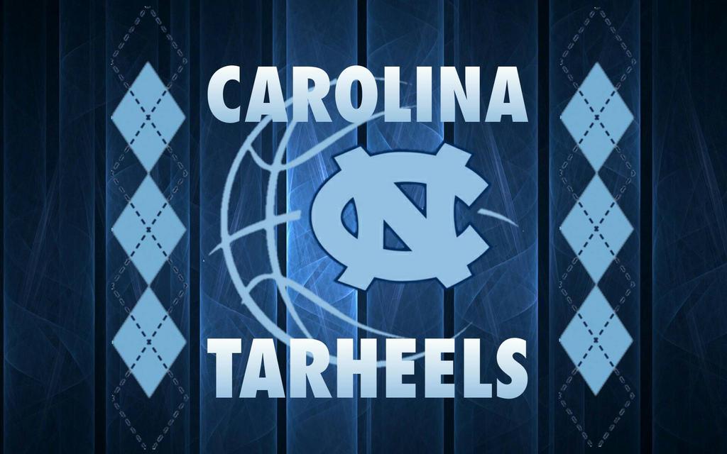 Carolina Tarheels Basketball By Pharoah1974