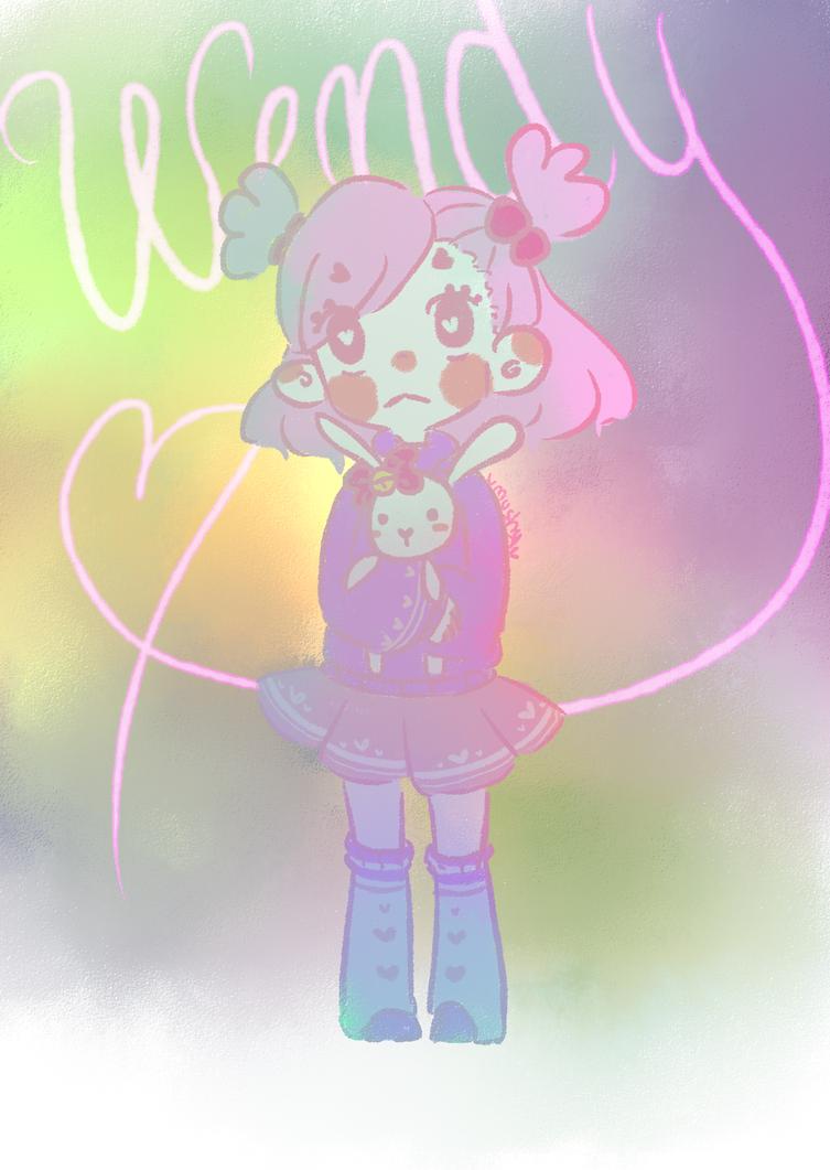 Wendy by Rizuo-san