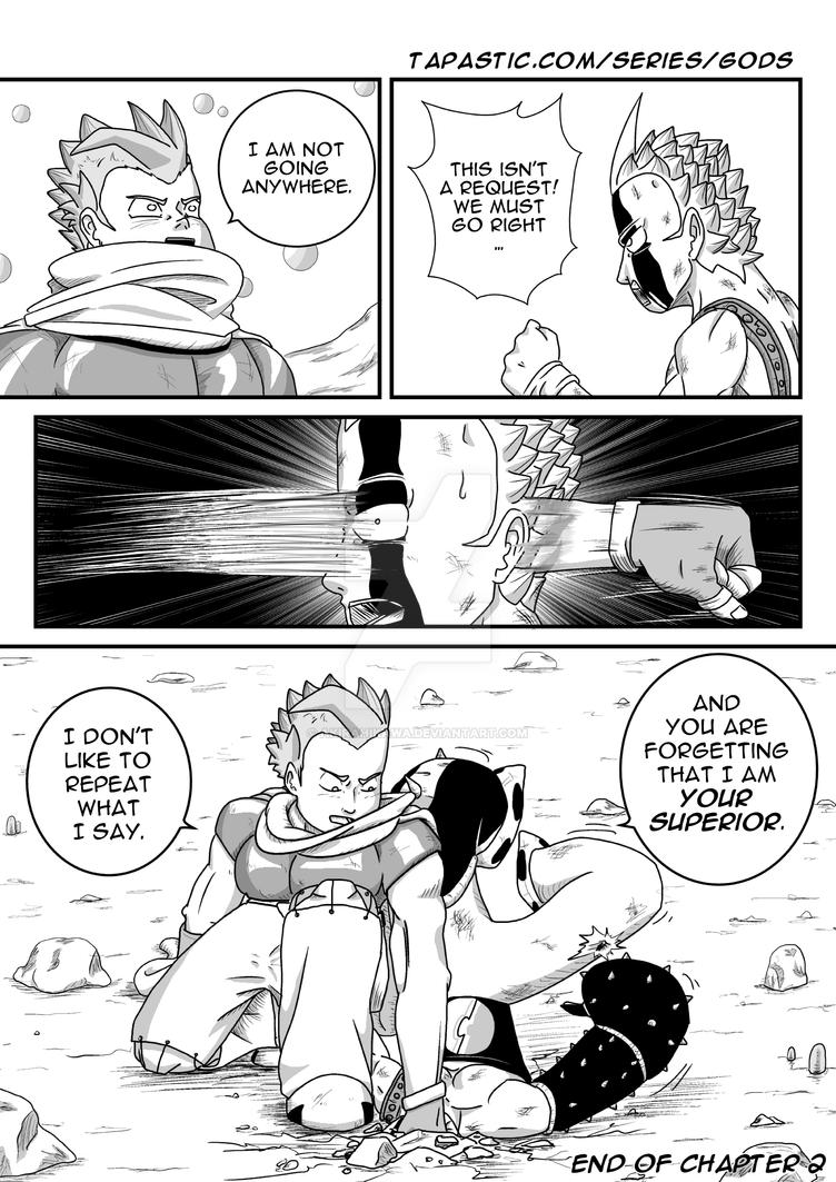 Gods:Ch2 Page15 (End of Chapter) by AkiraHikawa
