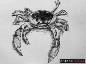 Inktober 2015: #6 by AkiraHikawa