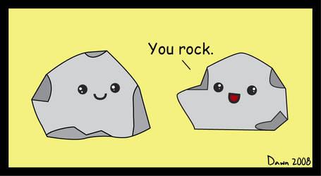You Rock 2.0 by TAoVEZ