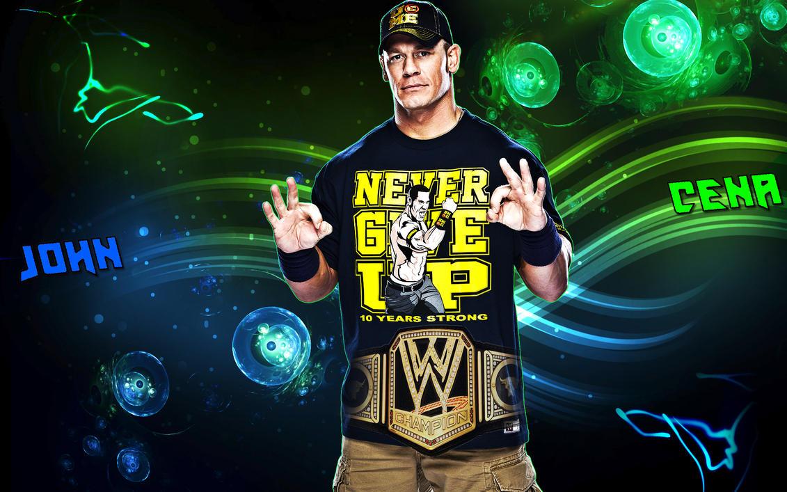 John Cena Wallpaper By Menasamih