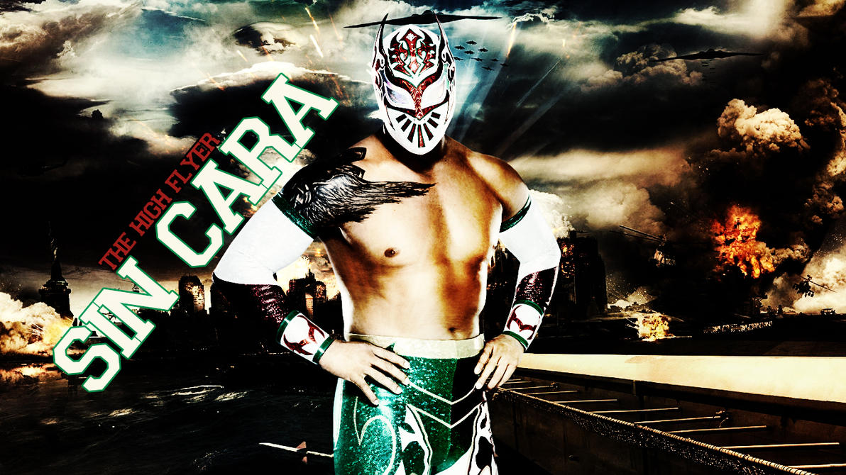 Sin Cara Wallpaper By Menasamih
