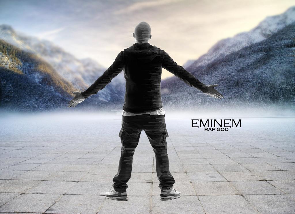 Eminem Rap God by mena...