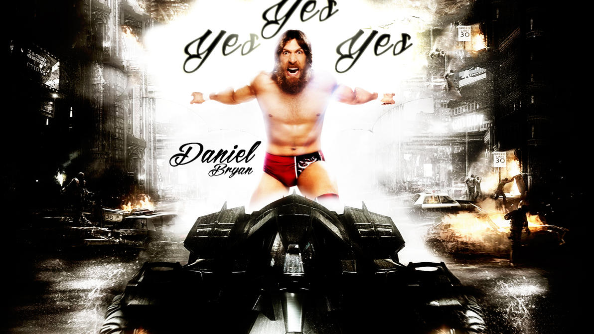 Daniel Bryan Yes! Yes! Yes! Wallpaper! by menasamih on ...