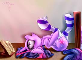 Socks for eggheads by Ferasor