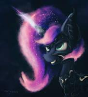 Battle Luna by Ferasor