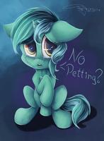 No petting? by Ferasor