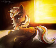 Sunrise by Ferasor
