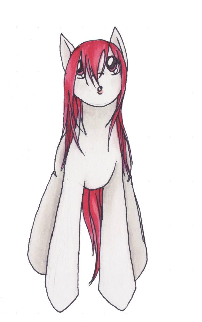 Nyu pony by nikkirock211