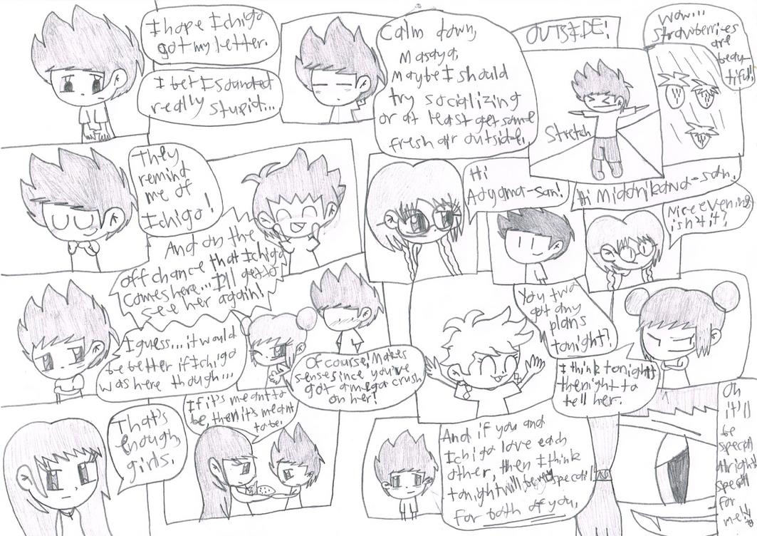 Super Ichigo Galaxy page 3 by Bomberdrawer