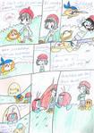 Meet the Dees/Doos Comic Page 1 (Kirby comic)
