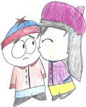 Stendy kiss x3