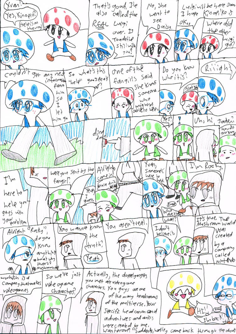 Headcanons Page 13 by Bomberdrawer on DeviantArt