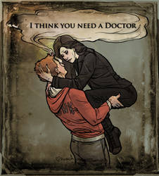 DW: You Need A Doctor by rachelroach