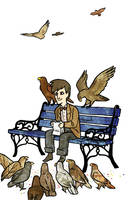 Eleven's Birds of A Feather