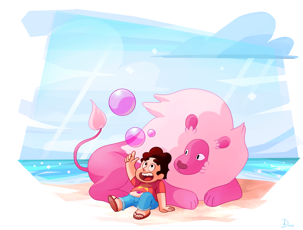 Steven universe fan art by Anto-Z