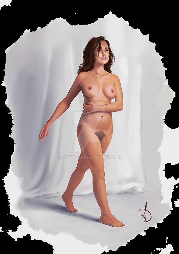 Nude studio by Anto-Z
