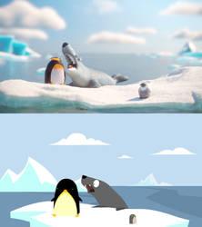 Shortfilm: An ordinary seal