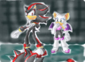 Random scene from Sonic Heroes by raikoufighter