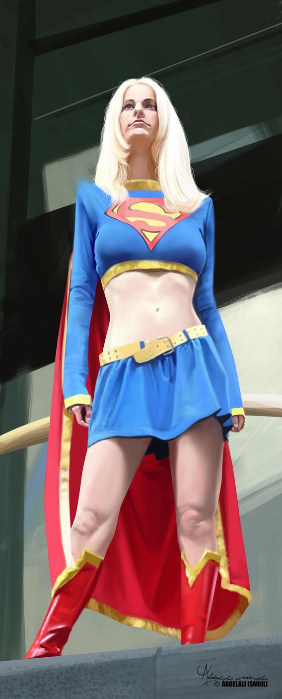 SuperGirl by arabdel
