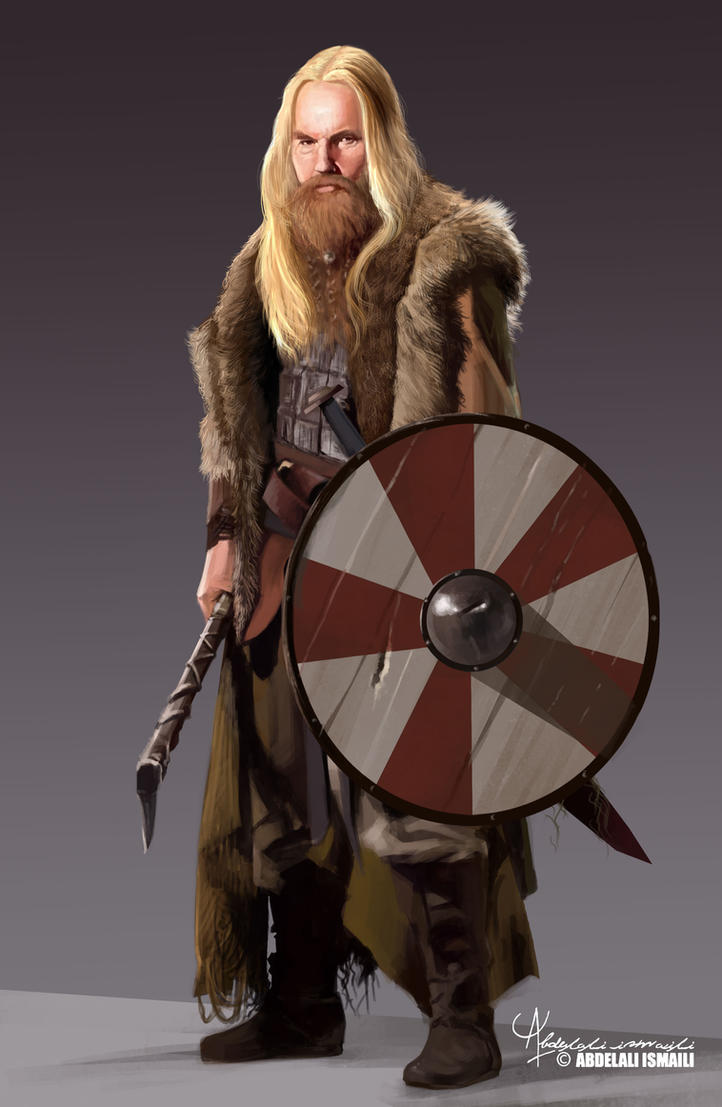 warrior by arabdel