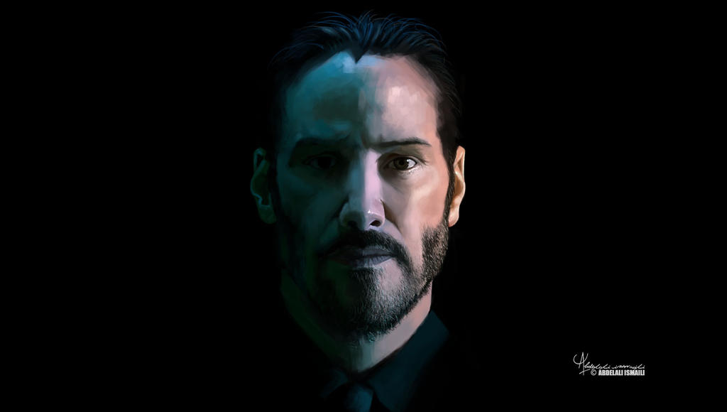John-Wick by arabdel