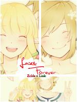 ZeldaxLink by Setsuna-sama13