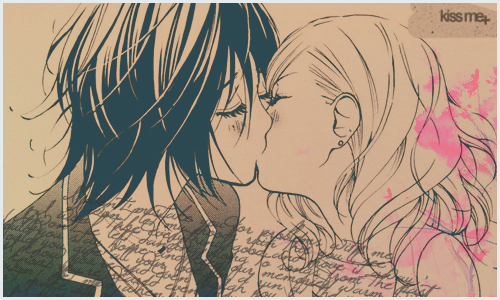 Kiss me by ThalitaBLeite