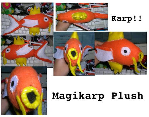 Magikarp Plush