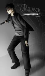 Raven, The Black Mystery by DrX-Raven