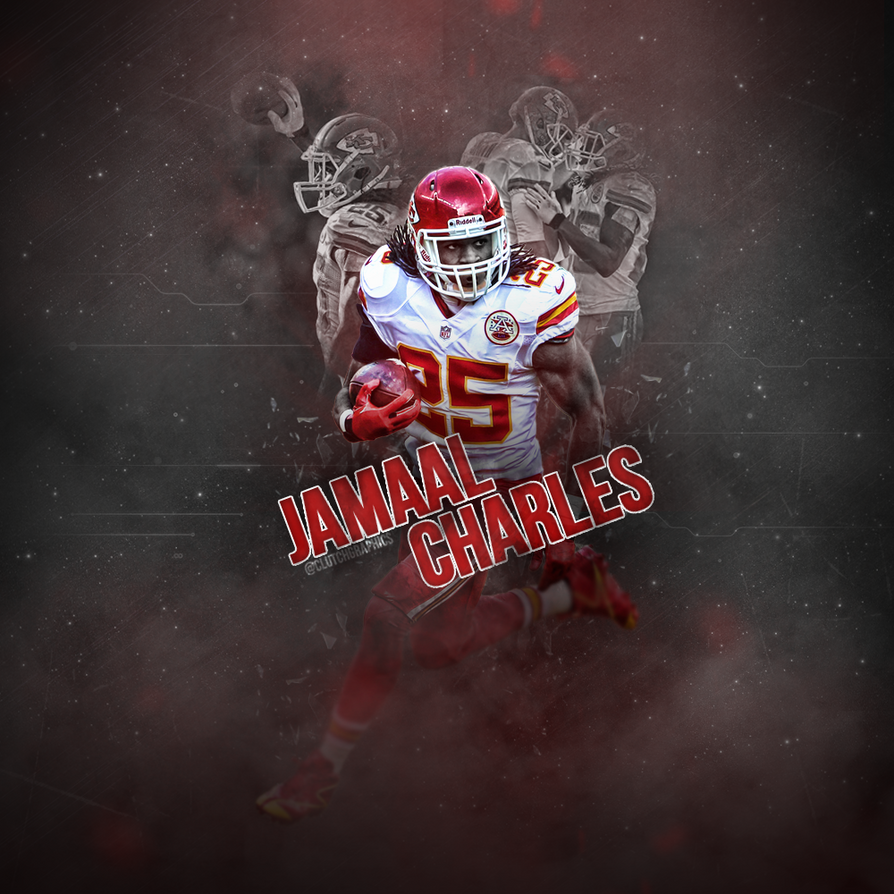 jamaal charles by clutchgraphics on deviantart