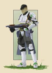 Stormtrooper SpecFor Sergeant