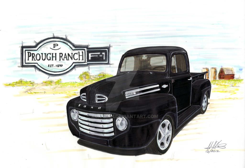 Papa Prough's Truck