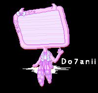 TV Head - Roxie by Do7anii