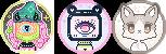 Experimental icons 2 by Do7anii