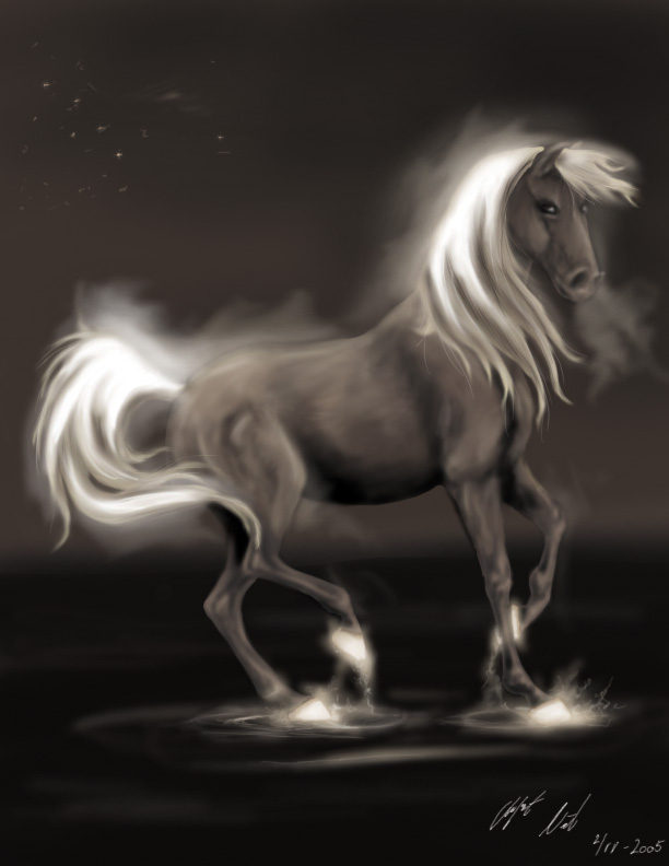 Horse ?